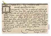 Dedication To Don Lorenzo De' Medici Carry-all Pouch