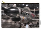 Dennis The Menace, North American, F-86d Sabre Carry-all Pouch