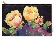 Desert Bloom 2 Carry-all Pouch