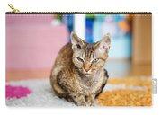 Devon Rex Purebred Domestic Cat Carry-all Pouch