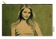 Dianna Agron Carry-all Pouch