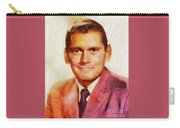 Dick York, Vintage Hollywood Actor Carry-all Pouch