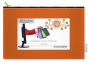 Digital Marketing Carry-all Pouch