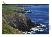 Dingle Coastline Near Fahan Ireland Carry-all Pouch