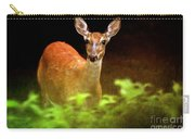 Doe Eyes Carry-all Pouch
