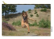 Dog Leaping Carry-all Pouch