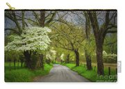 Dogwood Trail, Smoky Mountain, Tennessee Carry-all Pouch