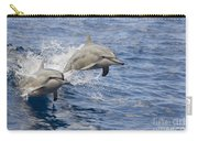 Dolphins Leaping Carry-all Pouch