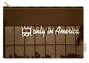Don King Only In America Carry-all Pouch