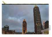 Downtown Cleveland At Dusk Carry-all Pouch