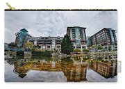 Downtown Of Greenville South Carolina Around Falls Park Carry-all Pouch