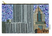 Downtown Pittsburgh - View From Smithfield Street Bridge Carry-all Pouch