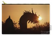 Dragon At Dawn Carry-all Pouch