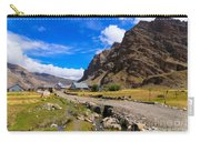Drass Village Kargil Ladakh Jammu And Kashmir India Carry-all Pouch