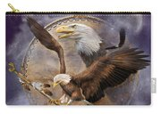 Dream Catcher - Spirit Eagle 2 Carry-all Pouch