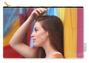 Dream Of A Woman Carry-all Pouch
