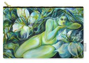 Dreaming Flower Carry-all Pouch