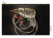 Drill Motor Green Trigger Carry-all Pouch