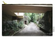 Driveway Fallingwater  Carry-all Pouch