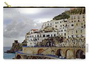 Driving The Amalfi Coast In Italy Carry-all Pouch