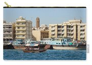 Dubai Creek And Abra Boats Carry-all Pouch