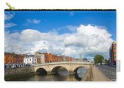Dublin's Fairytales Around  River Liffey 2 Carry-all Pouch