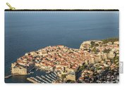 Dubrovnik And The Adriatic Coast In Croatia Carry-all Pouch
