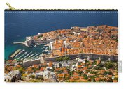 Dubrovnik Old Town From Above Carry-all Pouch