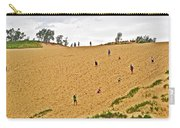 Dune Climb In Sleeping Bear Dunes National Lakeshore-michigan Carry-all Pouch