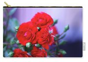 Early Morning Roses Carry-all Pouch