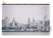 Early Morning Sunrise Over Philadelphia Pennsylvania Carry-all Pouch