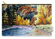 East Clear Creek Carry-all Pouch