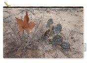East Meets West Carry-all Pouch