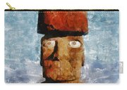 Easter Island Carry-all Pouch