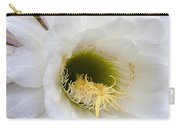 Easter Lily Cactus Carry-all Pouch