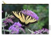 Eastern Tiger Swallowtail Butterfly 2015 Carry-all Pouch