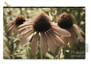 Echinacea Garden Carry-all Pouch