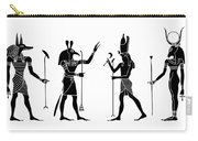 Egyptian Gods Carry-all Pouch
