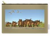 Einiosaurus Dinosaurs Carry-all Pouch