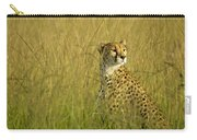 Elegant Cheetah Carry-all Pouch