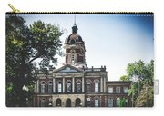 Elkhart County Courthouse - Goshen, Indiana Carry-all Pouch