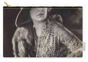 Elsie Janis (1889-1956) Carry-all Pouch
