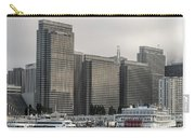 Embarcadero Center Buildings In San Francisco, California Carry-all Pouch