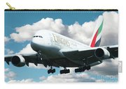 Emirates A380 Carry-all Pouch
