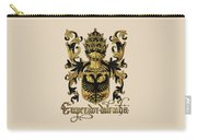 Emperor Of Germany Coat Of Arms - Livro Do Armeiro-mor Carry-all Pouch