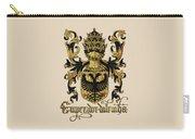 Emperor Of Germany Coat Of Arms - Livro Do Armeiro-mor Carry-all Pouch