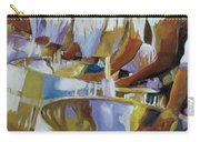 Enchanting Steel Pan Carry-all Pouch