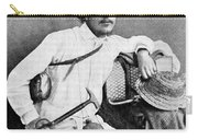 Ernst Haeckel, Naturalist And Artist Carry-all Pouch