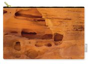 Eroded Sandstone Valley Of Fire Carry-all Pouch