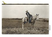 Erwin E. Smith (1886-1947) Carry-all Pouch